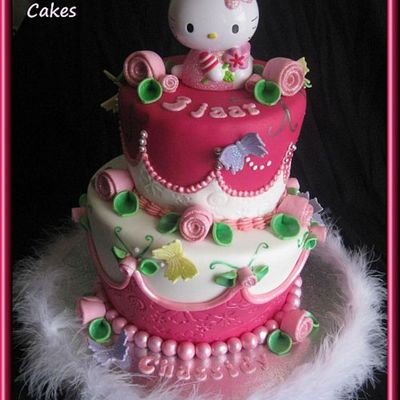 Hello Kitty Topsy