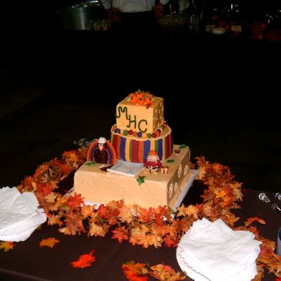 Mhc Thanksgiving Cake