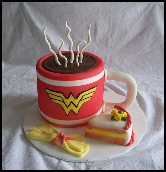 Wonder Women's Coffee