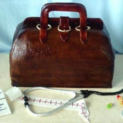 Collette Peter's Design-Doctor's Bag
