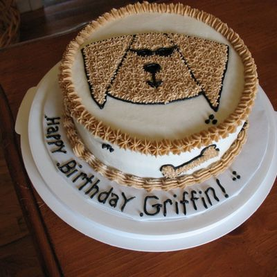 Griffin's Bday Cake