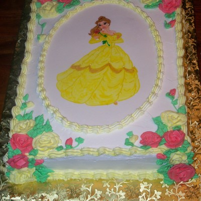 Belle Bridal Shower