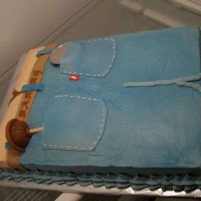A Plumber's Cake