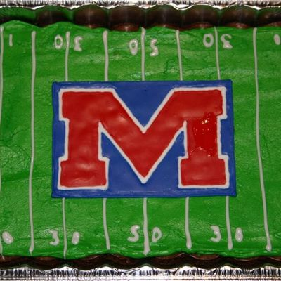 Ole Miss Brownies