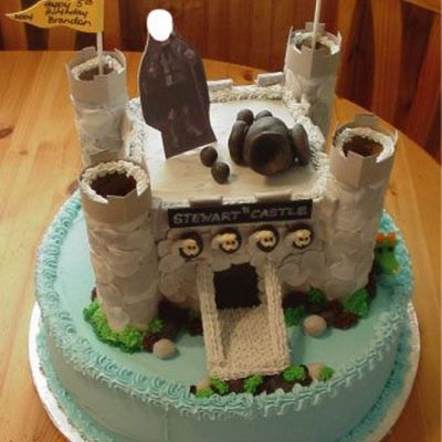 Miraculous Medieval Cake Decorating Photos Funny Birthday Cards Online Overcheapnameinfo