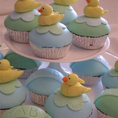 Rubber Ducks For A Baby Shower