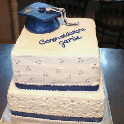 Girly Cake Decorating Photos