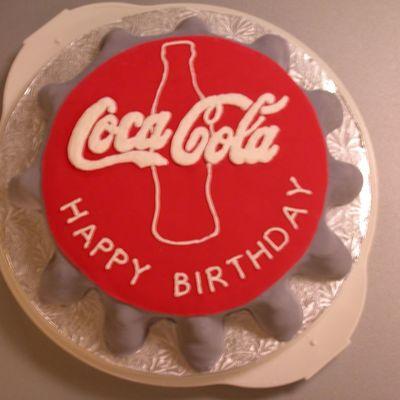 Awesome Coca Cake Decorating Photos Funny Birthday Cards Online Necthendildamsfinfo