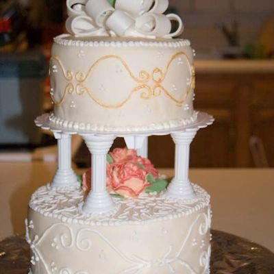 Wedding Cake Wilton Course Iii