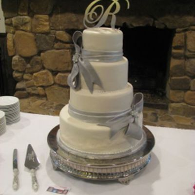 Crystal's Wedding Cake