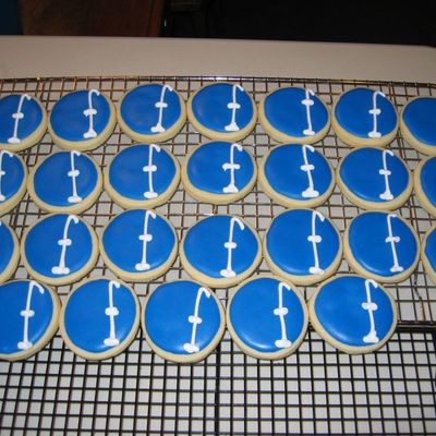 Follett Bookstore Cookies