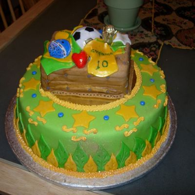 Phenomenal Brazilian Cake Photos Funny Birthday Cards Online Inifodamsfinfo