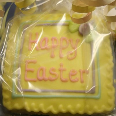 Happy Easter Cookies