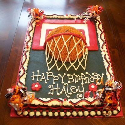 Top Basketball Cakes - CakeCentral.com