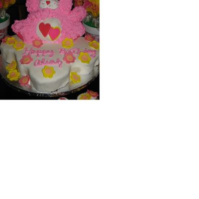 Care Bear 1St Birthday For My Baby Girl