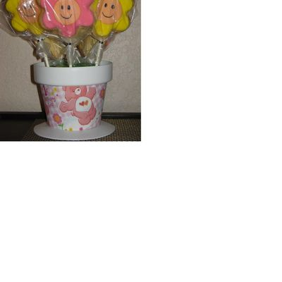 Cookie Bouquet Care Bear Flowers
