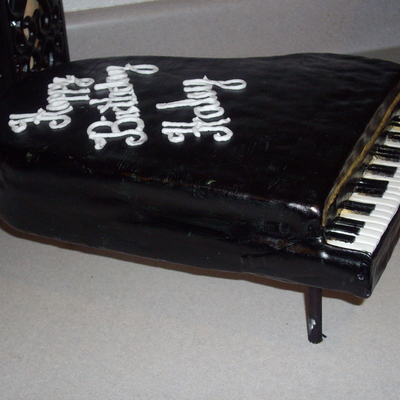 Birthday Piano
