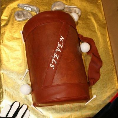 Son-In-Law's Groom's Cake