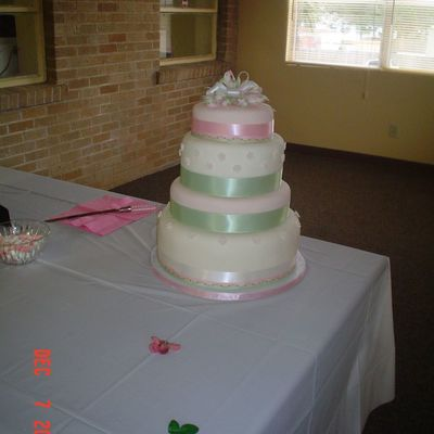 Baby Shower, Tiered