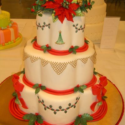 Christmas Splendor on Cake Central