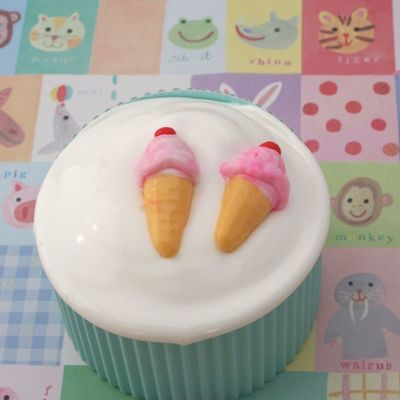 Icecream Cupcake