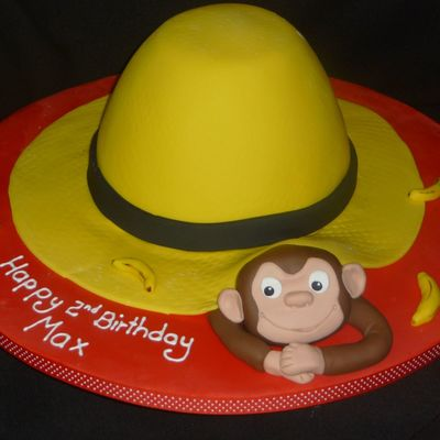 Curious George And The Big Yellow Hat