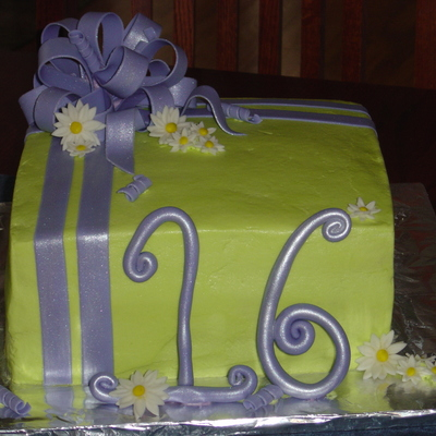 16Th Birthday Cake!