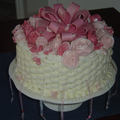 Charms Bridal Shower Cake