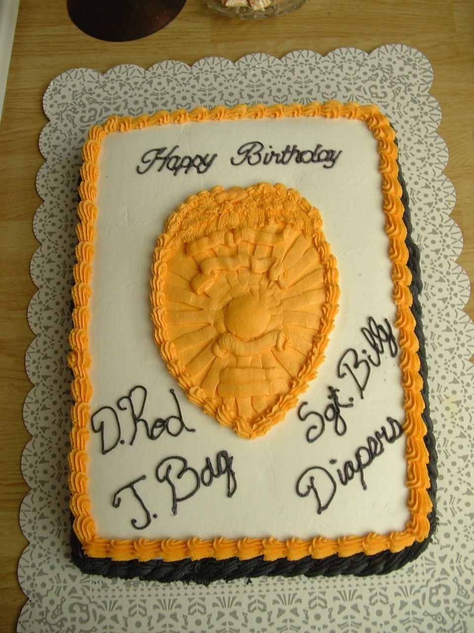 Awesome Police Cake Decorating Photos Funny Birthday Cards Online Necthendildamsfinfo