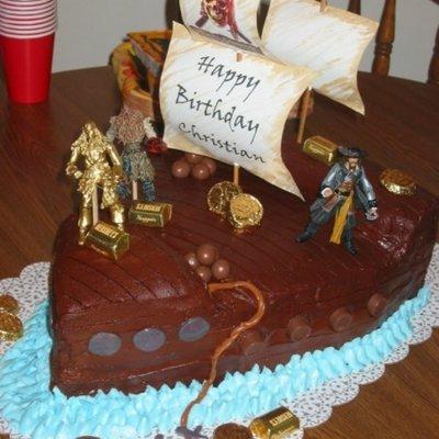 Surprising Caribbean Cake Decorating Photos Funny Birthday Cards Online Aeocydamsfinfo