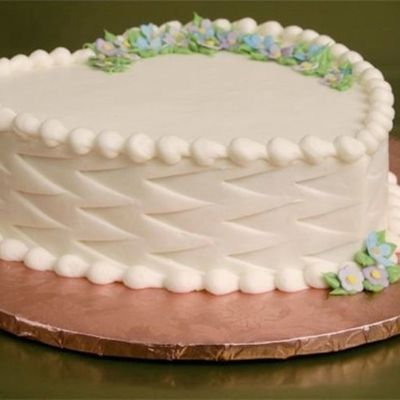 Contemporary Basket Weave Tutorial Cake on Cake Central