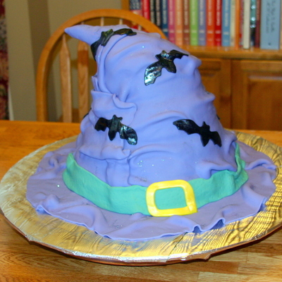 Witch's Hat on Cake Central