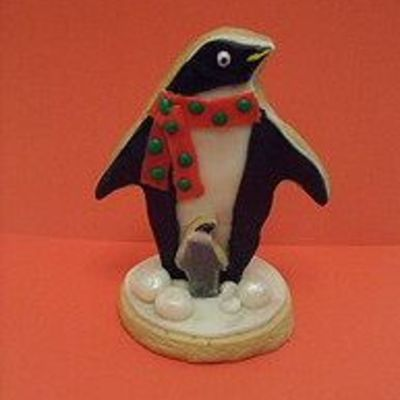 Penguin Cookie