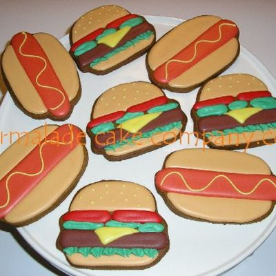 Hotdogs & Hamburgers!