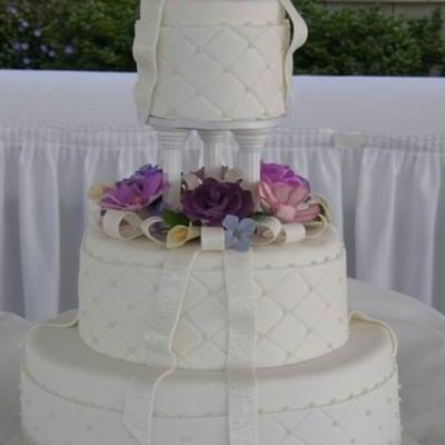 Quilted Fondant