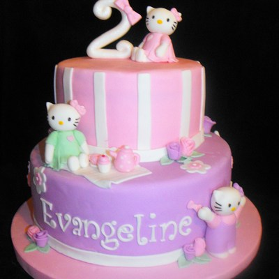 Evangeline's Hello Kitty
