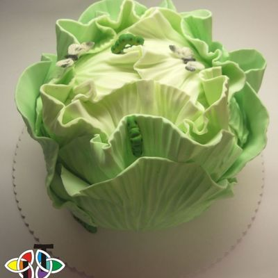 Cabbage Cake 2