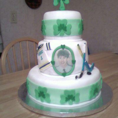 3ae33095805 Hockey Cake Decorating Photos