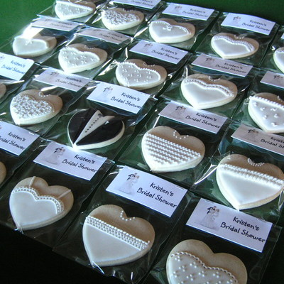 Cookies For Bridal Shower