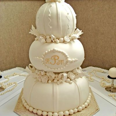 Pumpkin Pearl Drops on Cake Central