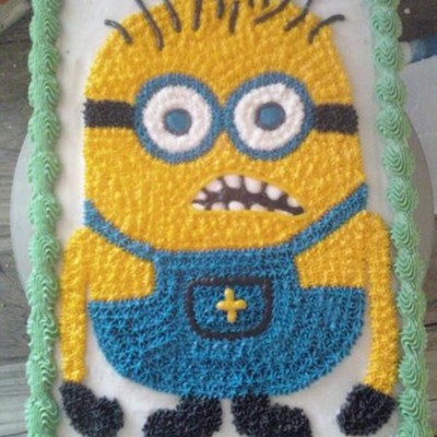 A Minion For Dispicable Me