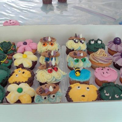 Childrens Cup Cakes