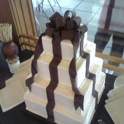 Brown Package 4 Tiers