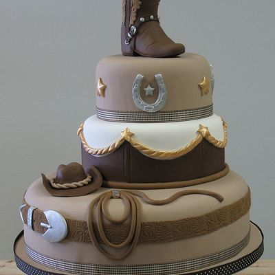 Rodeo Toys For Top Of Cake