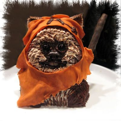 Wickett Warrick Ewok