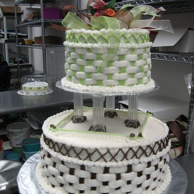 Basket Weave Wedding