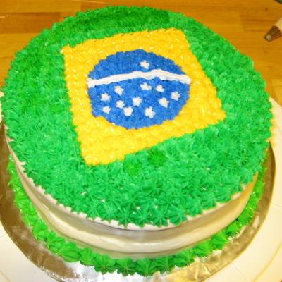 Superb Brazilian Cake Photos Funny Birthday Cards Online Inifodamsfinfo