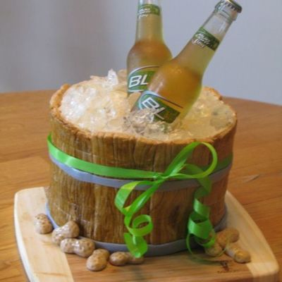 Bud Light Lime Cake