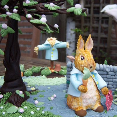 Peter Rabbit Garden