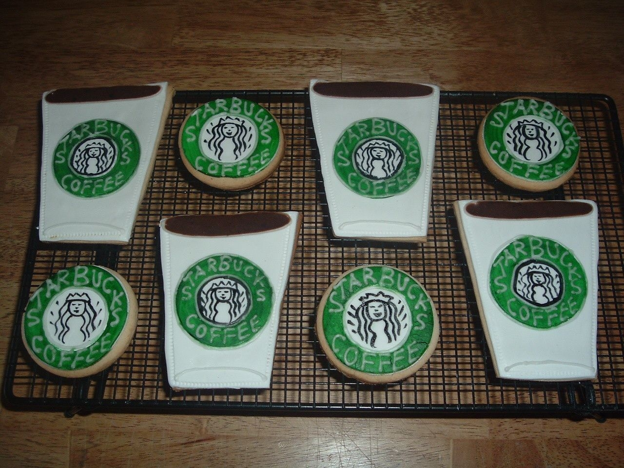Starbucks Cookies!